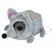 Trixie planșă de zgâriat în formă de șoarece 35 x 33 x 65 cm (TRX36290)