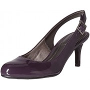 LifeStride Women s Louvain Dress Pump Plum 5. 5 B(M) US