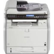 Multifunctionala Monocrom Ricoh SP 3610SF Duplex Retea Fax A4
