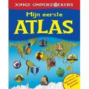 Kinderreisgids - Jonge onderzoekers - Mijn eerste Atlas | Rebo