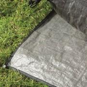 Outwell Tent Footprint Milestone Grey 300x280 cm 170624