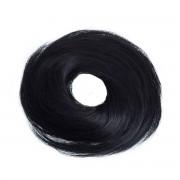 Rapunzel® Extensions Naturali Volume Hair Scrunchie Original 40 g 1.0 Black 0 cm
