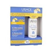 Bebé 1ère creme mineral spf50+ para bebé 50ml + água termal 50ml - Uriage