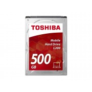 Toshiba Disco Duro Interno Toshiba 2.5'' 500GB L200 Bulk