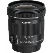 CANON 10-18 mm EF-S f/4.5-5.6 IS STM (OP 5)