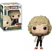 Sandy Olsson [Carnival]: Funko Pop Movies X Grease Vinyl Figure + 1 Classic Movie Trading Card Bundle [#556 / 29441]
