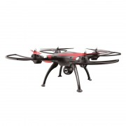 Drona Wi-fi cu camera video, 2 MP, raza 200 m