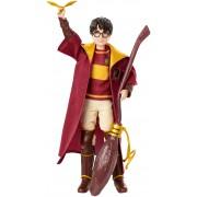Mattel Harry Potter. Personaggio Articolato Versione Quidditch