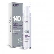 Purles 140 Retinol Night Cream 0,5% Krem z Retinolem na Noc 0,5% 50 ml