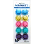Colourful Fridge Magnets---Message magnets---Leave your messages in STYLE :)