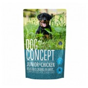 Dog Concept Plic Junior 100 G