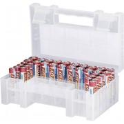 Set baterii alcaline Conrad energy Extreme Power, 34 bucăți