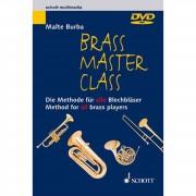 Schott Music Brass Master Class, Methode Malte Burba (DVD)