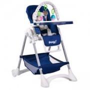 Детско столче за хранене Mango, Cangaroo, синьо, 356164