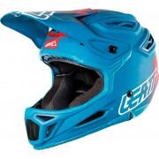 Leatt DBX 5.0 V26 Composite Casco de bicicleta Rojo Azul L