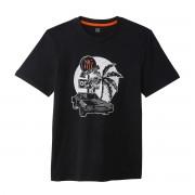 LA REDOUTE COLLECTIONS T-Shirt mit rundem Ausschnitt, Vintage-Aufdruck an der Brust