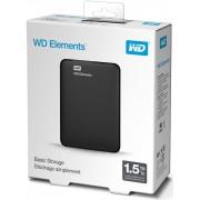 WD Elements Portable USB 3.0 1.5TB