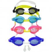Детски силиконови очила за плуване CONQUEST