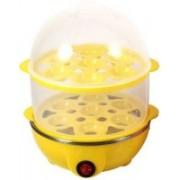 J GO Mini Electronic Egg Boiler 14 Egg Cooker Egg Cooker(14 Eggs)