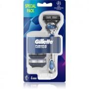 Gillette Fusion5 Proglide Aparat de ras + rezervă lame 3 buc