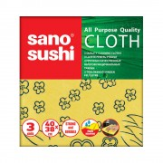 Lavete uscate SANO Sushi Cloth, 3 buc/set