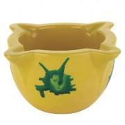 Mortero de cerámica amarillo | Comprar útiles de cocina