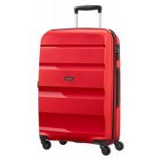 American Tourister Trolley Medio Rigido 4 Ruote 66cm 3,4kg - Bon Air Red