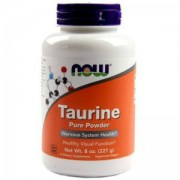 Таурин на прах - Taurine Powder - 227 грама - NOW FOODS, NF0260