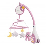 Chicco Toy Fd Next2dreams Giostrina Colore Rosa