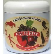 Fruit fitt gyümölcspor keverék 250g