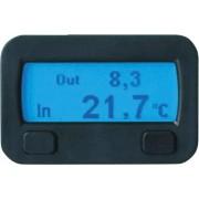 Termometru interior/exterior cu functia termostat Check Temp III