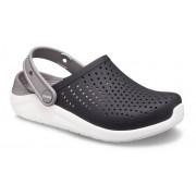 Crocs LiteRide™ Klompen Kinder Black / White 30