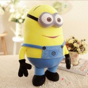 Smiling Dave Yellow Minion Soft Plush Toy