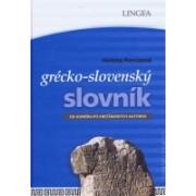 Grécko-slovenský slovník(Helena Panczová)