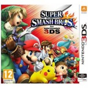 Super Smash Bros, за 3DS