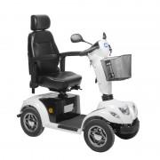 Scooter Carpo 4xd – Equipación Sofisticada