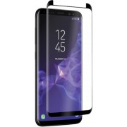 Folie Protectie Sticla Securizata Zmeurino Full Body 3D Curved pentru Samsung Galaxy S9 Plus (Negru/Transparent)