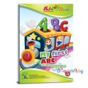 Első ABC-m fejlesztő színező kisiskolásoknak Kiddo Books