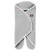 RED CASTLE Wrap Blanket Babynomade Single Fleece Grey