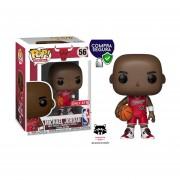 Michael Jordan #56 NBA Chicago Bulls Target Exclusive Funko Pop