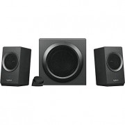 Logitech Z337 Bold Sound Bluetooth Wireless 2.1 Speaker System for Computers, Smartphones and Tablets (Renewed)