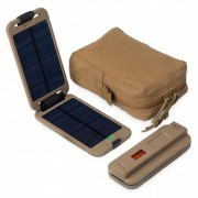 Powertraveller Powermonkey Extreme Tactical Waterproof Solar Charger
