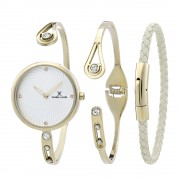 Ceas pentru dama, Daniel Klein Gift Set, DK.1.12325.2