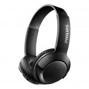Philips Bass Plus Auscultadores Wireless Pretos