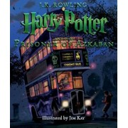 Harry Potter and the Prisoner of Azkaban: The Illustrated Edition (Harry Potter, Book 3), Hardcover/J. K. Rowling