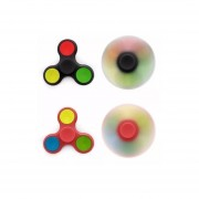 Fidget Hand Spinner 5 Minutos Antiestres Metal Macizo Abec 7