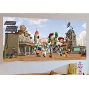 Fototapet Disney Toy Story personaje - 202 x 90 cm
