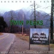 Angelo Badalamenti - Soundtrack from Twin Peaks (0075992631624) (1 CD)