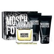 Moschino Комплект Forever M Set - edt 50 ml + a/s balm 50 + sh/gel 50 ml