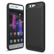 Carcasa TECH-PROTECT TPUCARBON Huawei Honor 9 Black